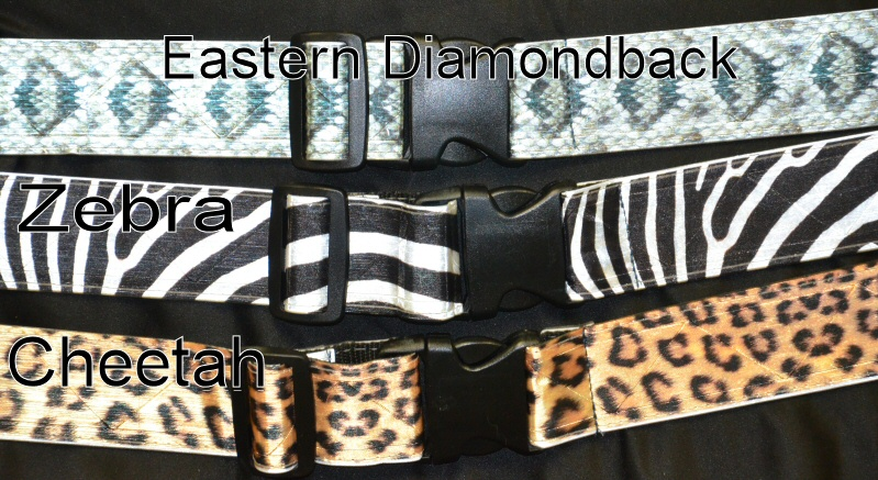 Animal Reflective belt animal/diamondback_zebra_cheetah.JPG