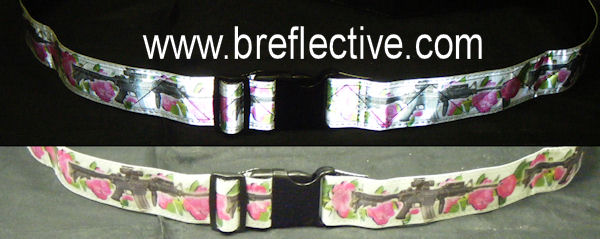Flower Reflective Belt flowers/red-roses-m4-gun.jpg