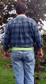 Reflective belt 1.5 inch green-1-5/green-1-5/reflective-belt-back.JPG